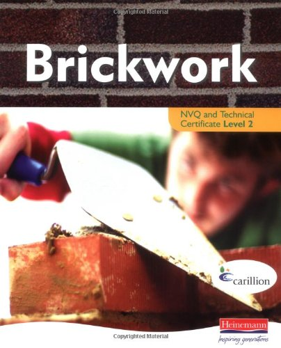 Brickwork NVQ and Technical Certificate Level 2 Student Book