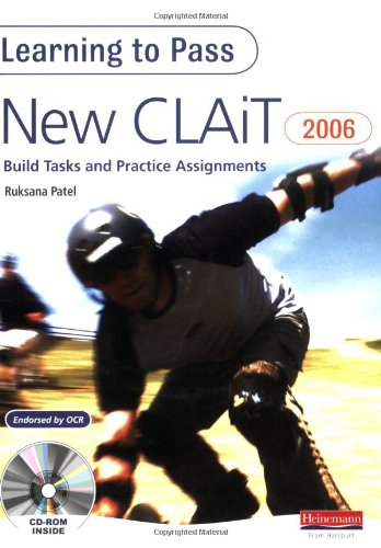 New CLAiT Build Tasks and Practice Assignments By Ruksana Patel