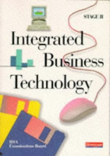 Integrated Business Technology Stage II Students' Book By RSA Examination Board