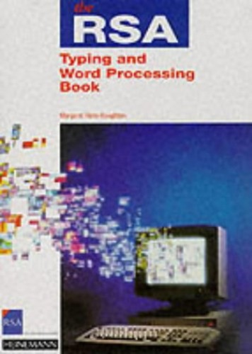 RSA Typing and Word Processing Student's Book By Margaret Rees-Boughton