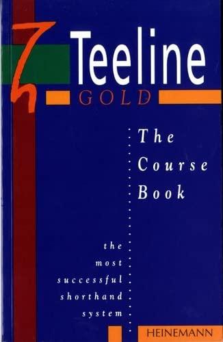 Teeline Gold Coursebook By Jean Clarkson