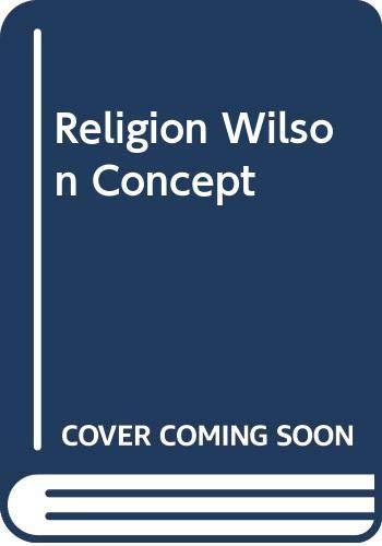 Religion   Wilson          Concept By John Wilson
