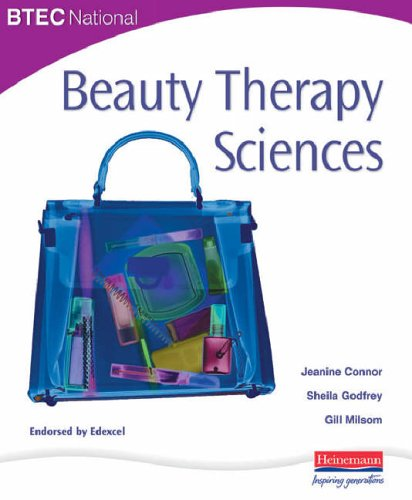 BTEC National Beauty Therapy Sciences by Jeanine Connor