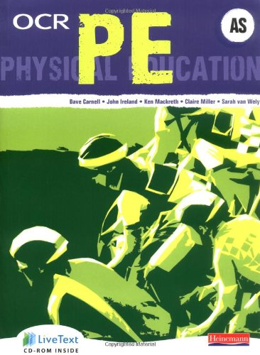 OCR AS PE Student Book by Dave Carnell
