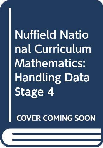 Nuffield National Curriculum Mathematics By unknown