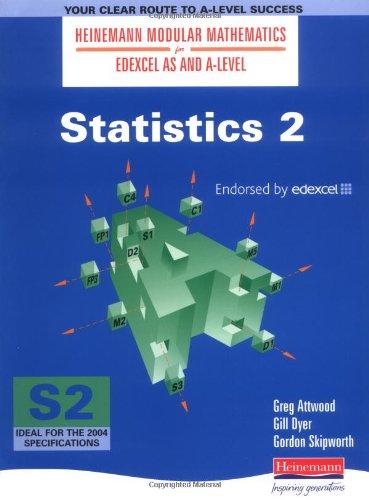 Statistics: Bk.2 by Greg Attwood