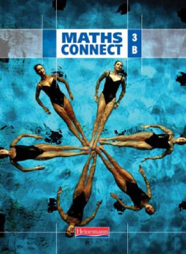 Maths Connect 3B Student Book By Dave Kirkby