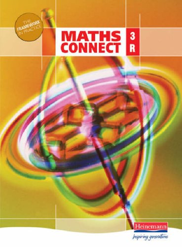 Maths Connect 3 Red Student Book By Dave Kirkby