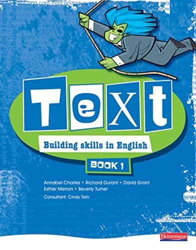 Text Building Skills in English 11-14 Student Book 1 von Annabel Charles