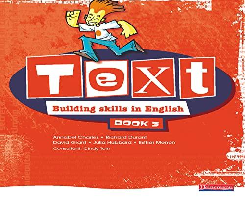 Text: Building Skills in English 11-14 Student Book 3 von etc.