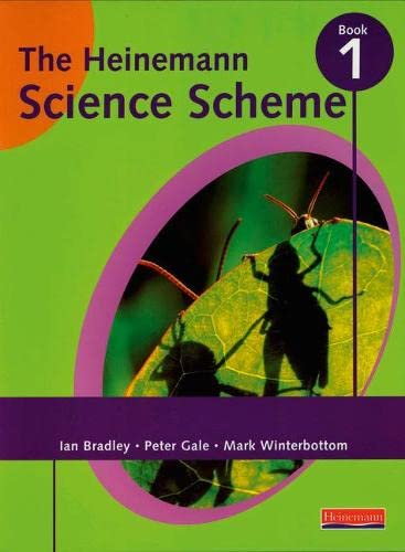 Heinemann Science Scheme Pupil Book 1 By Mark Winterbottom