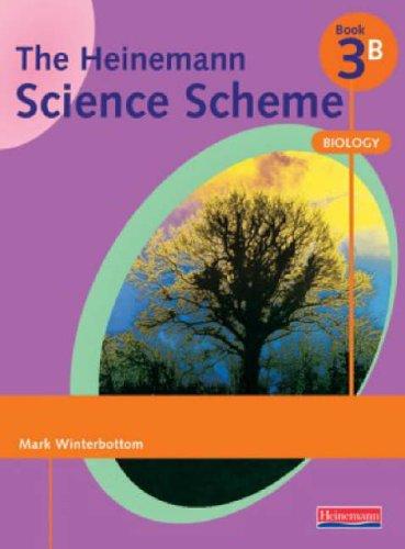 Heinemann Science Scheme Pupil Book 3 Biology By Mark Winterbottom