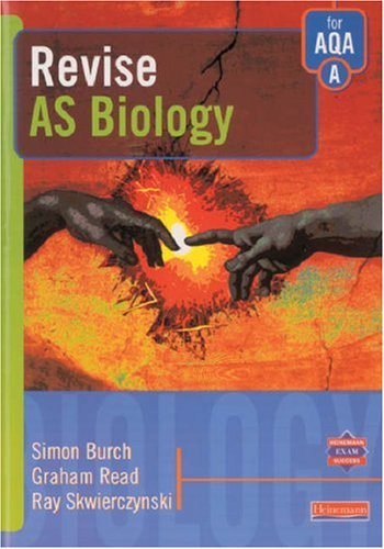 A Revise AS Level Biology for AQA Spec (AS and A2 Biology Revision Guides) By Helen Eccles