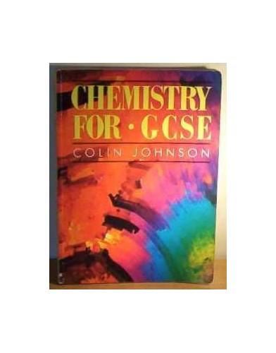 Chemistry For Gcse         Johnson By C. Johnson
