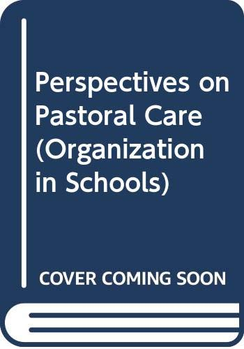 Perspectives on Pastoral Care By Edited by Ron Best