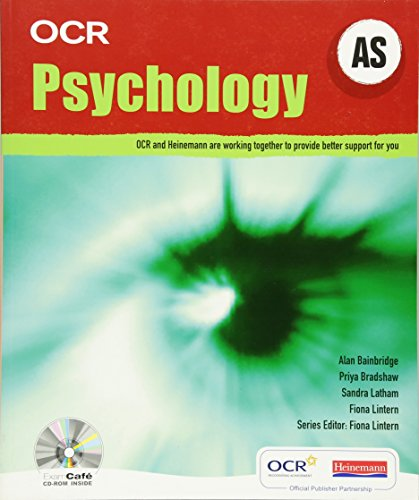 OCR A Level Psychology Student Book (AS) By Fiona Lintern