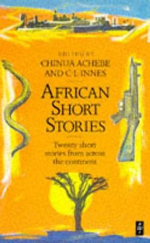African Short Stories By Edited by Chinua Achebe