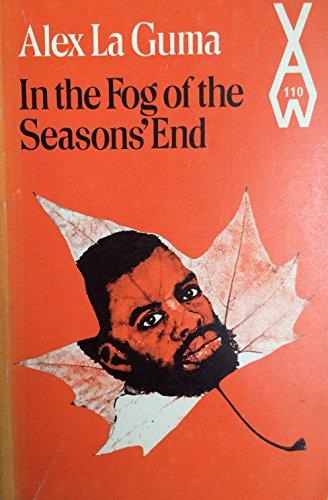 In The Fog Of Seasons End     Guma By Alex La Guma