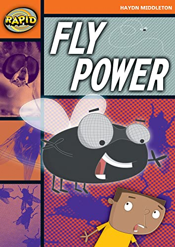 Rapid Stage 4 Set B: Fly Power (Series 1) By Haydn Middleton