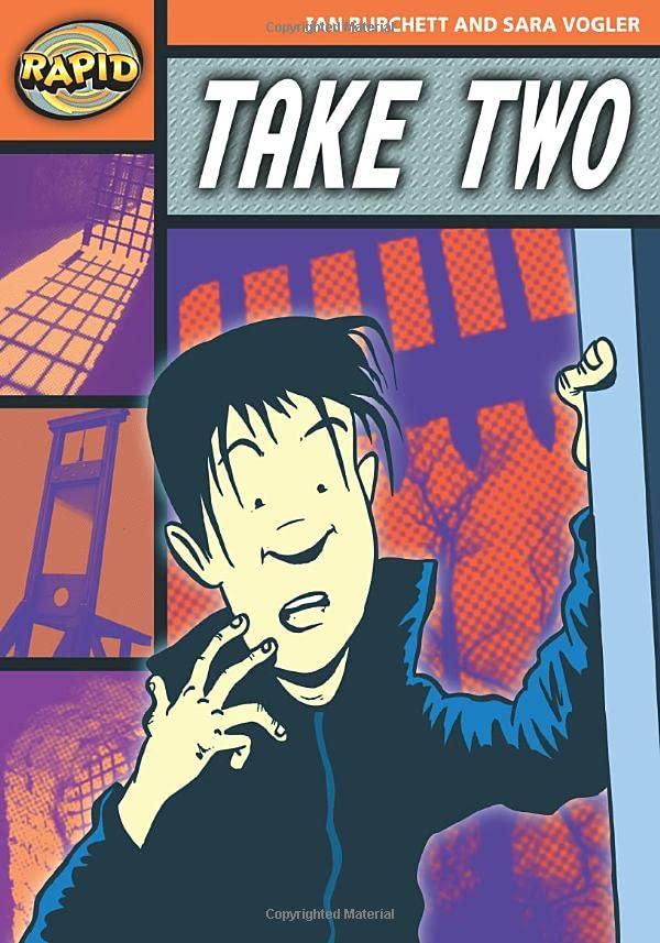 Rapid Stage 4 Set B: Take Two (Series 2) By Jan Burchett