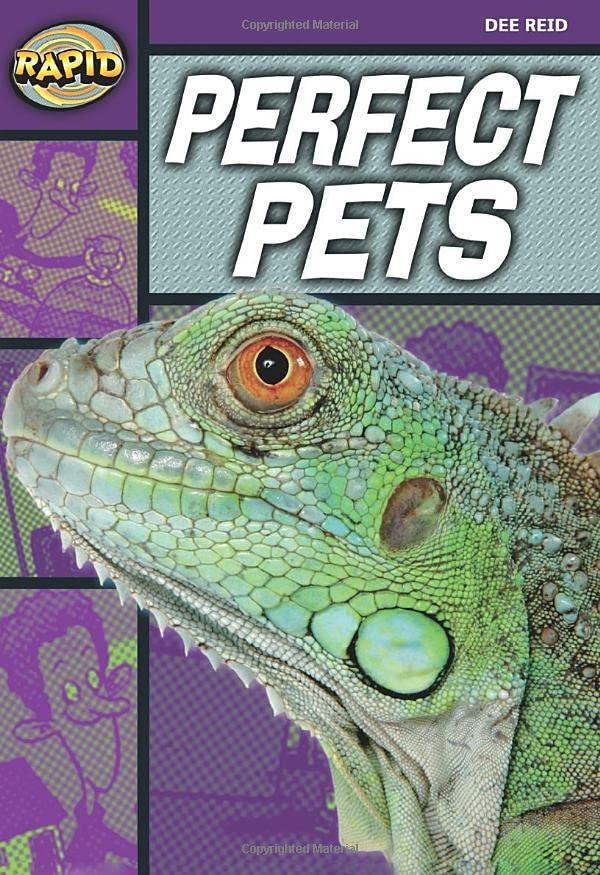 Rapid Reading: Perfect Pets (Starter Level 2B) By Dee Reid