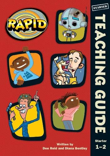 Rapid Starter Level Teaching Guide