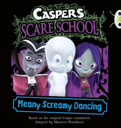 BC Orange B/1A Casper's Scare School: Meany Screamy Dancing By Maureen Haselhurst