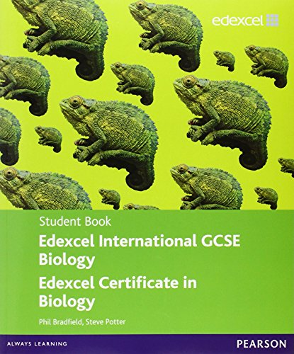 Edexcel IGCSE Biology (Student Book) (Edexcel International GCSE) By Philip Bradfield