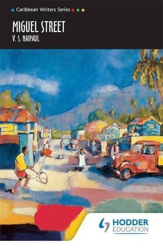 Miguel Street (Caribbean Writers Series) By V S Naipaul (Andre Deutsch)