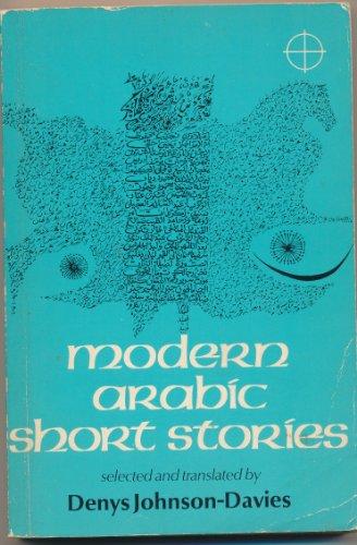 Modern Arabic Short Stories   Aa 3