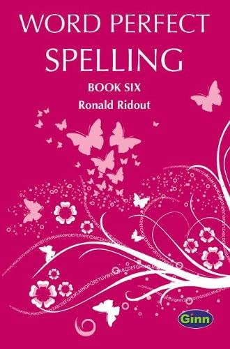 Word Perfect Spelling Book 6 (International) By 0