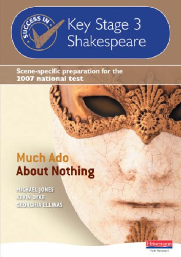 Success in Shakespeare: Much Ado About Nothing (8-Pack) (Success in Key Stage 3 Shakespeare) by Unknown Author