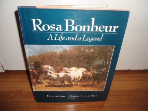 Rosa Bonheur By Dore Ashton