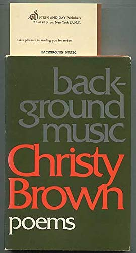 Background Music By Christy Brown