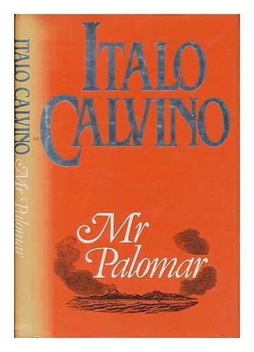 Mr.Palomar By Italo Calvino