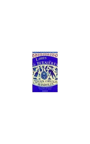 Captain Corelli's Mandolin By L De Bernieres