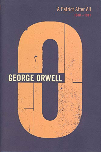 A Patriot After All By George Orwell