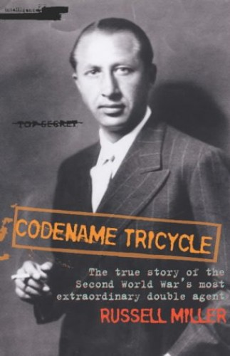 Codename Tricycle By Russell Miller