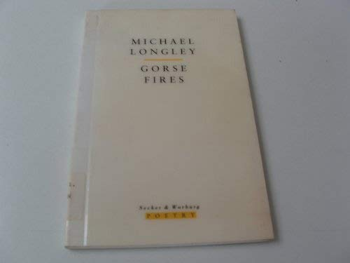 Gorse Fires By Michael Longley