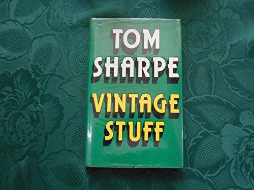 Vintage Stuff By Tom Sharpe