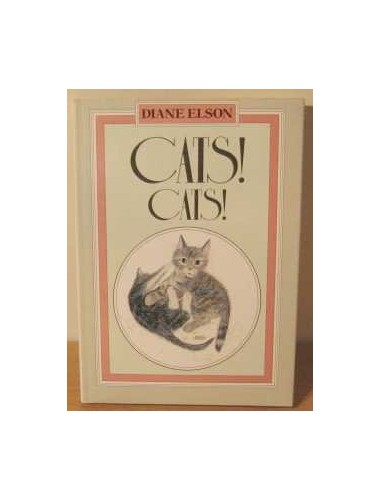 Cats Cats By Diane Elson