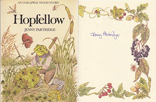 Hopfellow By Jenny Partridge