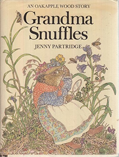Grandma Snuffles By Jenny Partridge