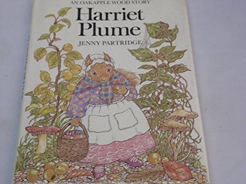 Harriet Plume By Jenny Partridge