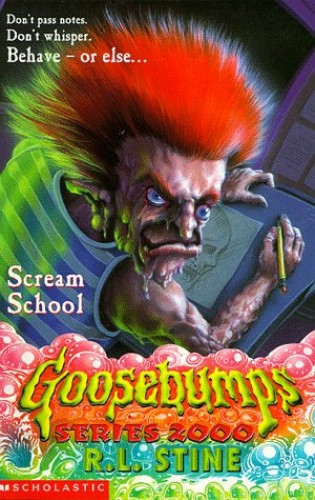 Scream School By R. L. Stine