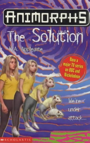 The Solution By Katherine Applegate