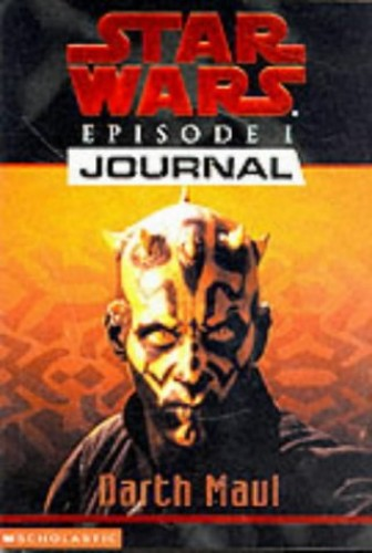 1st Person Journal 03: Darth Maul By Jude Watson