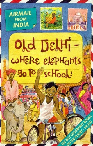 India: Old Dehli By Michael Cox