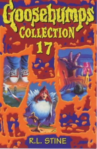 Goosebumps Collection 17 By R. L. Stine