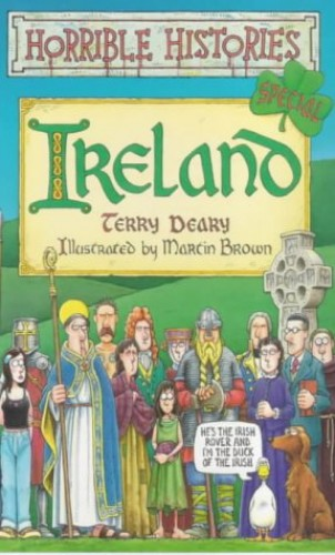 Ireland (Horrible Histories Special) by Terry Deary